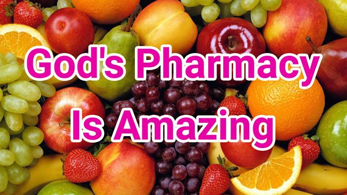 God's Pharmacy Is Amazing